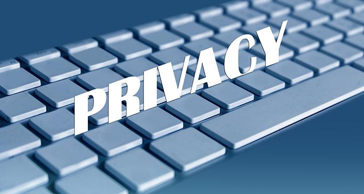 Palabra privacidad en inglés